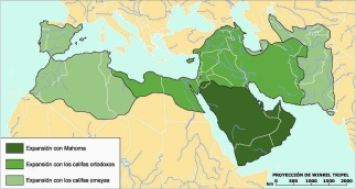 IslamCalifatoOmeya_661_750