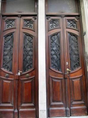 Puertas gemelas