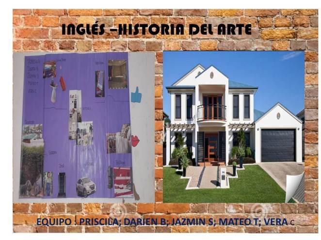 INGLÉS HISTORIA DEL ARTE 1